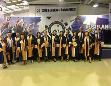 İzmir Demokrasi Üniversitesi Tıp Fakültesi Öğretim Üyeleri ile - 2019