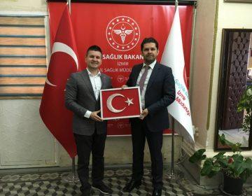 İzmir İl Sağlık Müdürü Op Dr Burak Öztop ile - 2019