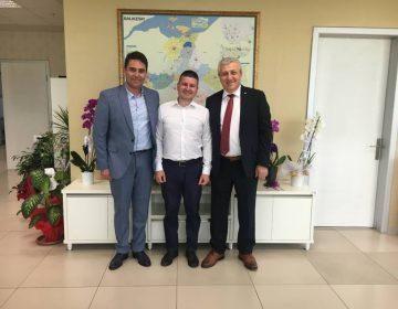 Balıkesir İl Sağlık Müdürü Dr. Fevzi Yavuzyılmaz ile - 2019