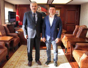 İzmir Valimiz Erol Ayyıldız ile - 2019