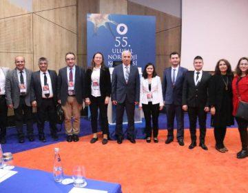 Ulusal Nöroloji Kongresi'nde Beyin Damar Hastalıkları Çalışma Grubu ile - 2019
