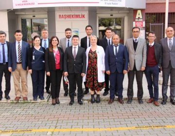 Aydın Devlet Hastanesi Başhekimliği Dönemimde İdarecilerimizle – 2019