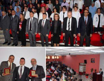 Aydın Devlet Hastanesi Başhekimliği Dönemimde Tıp Bayramı Kutlaması – 2018