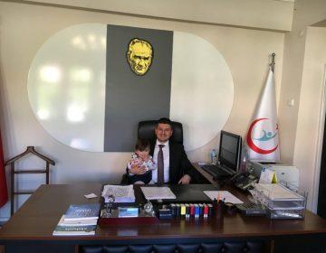 Aydın Devlet Hastanesi Başhekimliği Dönemi Kızımla – 2018