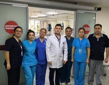 Aydın Devlet Hastanesi Nöroloji Yoğun Bakım Ekibimizle – 2017
