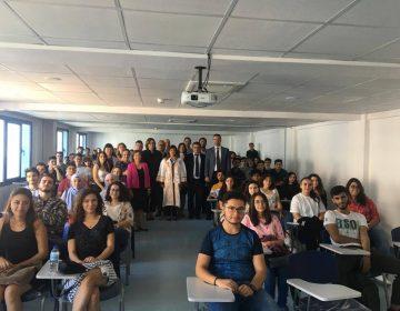 İzmir Demokrasi Üniversitesi Tıp Fakültesi Öğretim Üyeleri ile – 2019