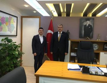 Aydın İl Milli Eğitim Müdürü Seyfullah Okumuş ile - 2019